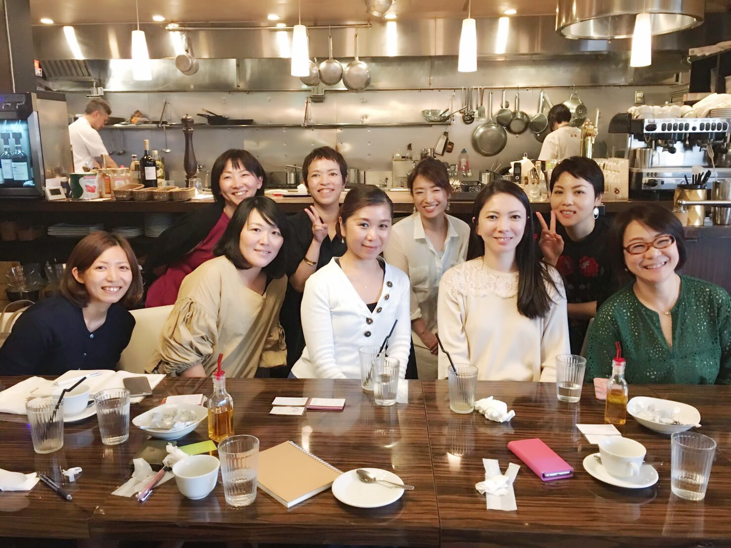 HER plus起業家女子会,ランチ会,須山悦子