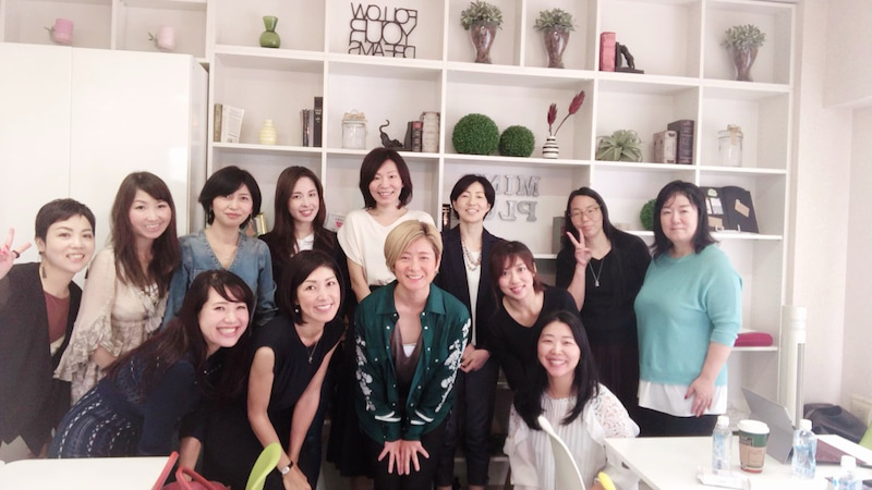 HER plus女性起業家コミュニティ,起業家女子会,マインドプラス,須山悦子