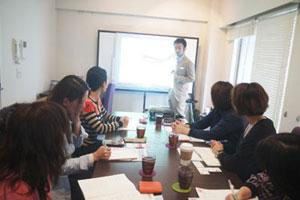 ブログの勉強会